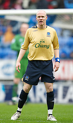 Wigan, England - Sunday, January 21, 2007: Everton's Andy Johnson during the Premier League match at the JJB Stadium. (Pic by David Rawcliffe/Propaganda)