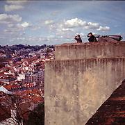 Europa, Europe, Portugal, Lissabon, Lisbon, Castelo de São Jorge.