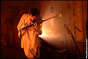 Nels Cline, Los Angeles, CA, August 13, 2004.