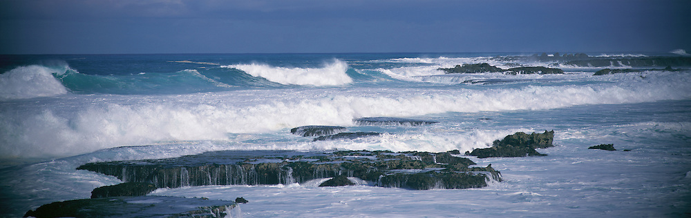 Wave, North Shore, Oahu, Hawaii<br />