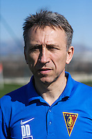 FOOTBALL POLISH EKSTRAKLASA SEASON 2014/2015<br /> Pogon Szczecin<br /> N/Z DARIUSZ DALKE
