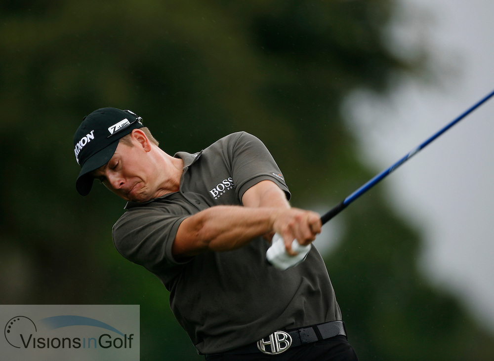 Henrik Stenson<br /> WGC CA Championship, Doral, Blue monster GC, Florida USA. 22nd March 2007. Day 1<br /> Picture Credit:   Mark Newcombe / visionsingolf.com