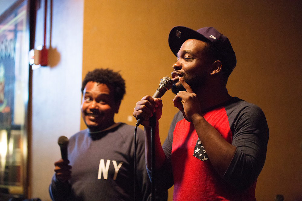 Comedy at The Knitting Factory