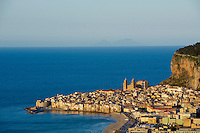 Italie, Sicile, district de Palerme, Cefalu // Italy, Sicily, Palermo district, Cefalu