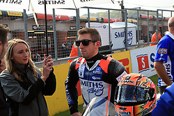 #14 Lee Jackson Smiths Racing BMW MCE British Superbike Championship