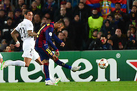 Goal NEYMAR - 10.12.2014 - Barcelone / Paris Saint Germain - Champions League<br />