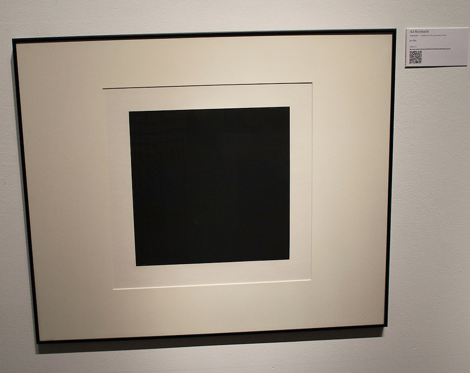 Ad Reinhardt<br />