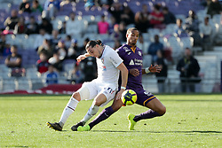 February 24, 2019 - Toulouse, France - 06 CHRISTOPHER JULLIEN (TOU) - 27 ENZO CRIVELLI  (Credit Image: © Panoramic via ZUMA Press)