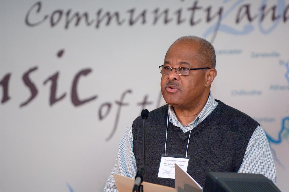 Dr. Vibert Cambridge