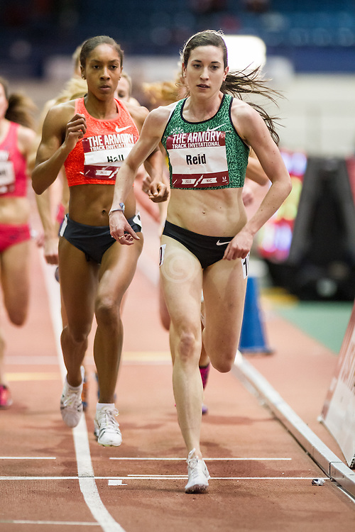 Sheila Reid, Nike, Canada, womens 3000m, Armory Track Invitational Indoor,