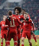 Fussball DFB Pokal 2012/13: Augsburg - Bayern Muenchen