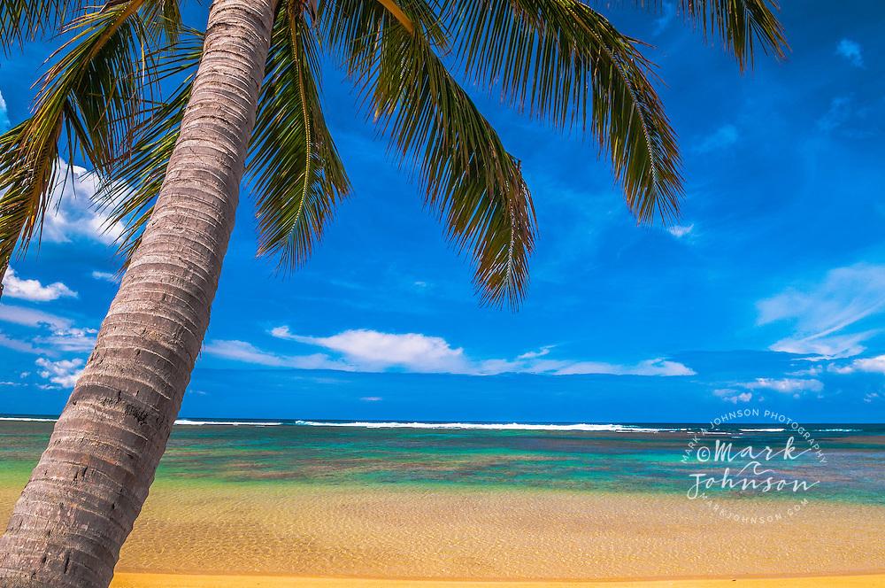 Kauai, Hawaii, USA --- Anini Beach, Kauai, Hawaii