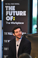 The Wall Street Journal The Future of : The Workplace interview featuring Jeff Weiner, CEO of LinkedIn, in New York City on June 22, 2017. (photo by Gabe Palacio)