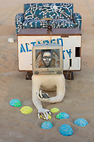 The Altered TV Revisited by: Unintelligent Design Society from: Carmel Valley, CA year: 2018 My Burning Man 2018 Photos:<br />