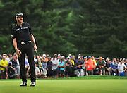 Jul 31, 2016; Springfield, NJ, USA; during the Sunday round of the 2016 PGA Championship golf tournament at Baltusrol GC - Lower Course. Mandatory Credit: Eric Sucar-USA TODAY Sports