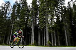 Uros Repse competes at Sloveian Road Cycling Championship Time Trial 2020 Gorje - Pokljuka, on June 28, 2020 in Pokljuka, Slovenia. Photo by Matic Klansek Velej / Sportida