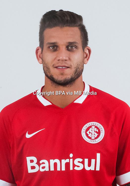 Brazilian Football League Serie A / <br /> ( Sport Club Internacional ) - <br /> Rafael Martiniano de Miranda Moura &quot; Rafael Moura &quot;