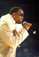PHILADELPHIA - OCTOBER 28: Rapper P. Diddy performs during his Powerhouse: Jay-Z and Friends show October 28, 2005 at the Wachovia Center in Philadelphia, Pennsylvania. (Photo by William Thomas Cain/Getty Images for Universal Records)