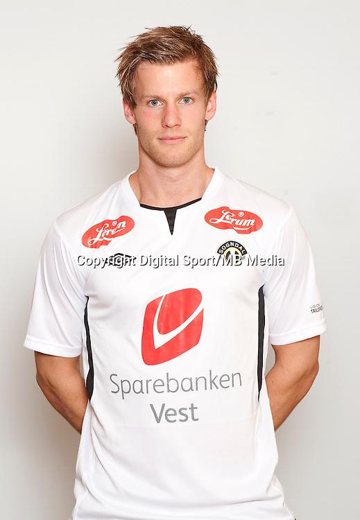 Fotball , Tippeligaen 2013 , Eliteserien , portrett , portretter , Sogndal , Ulrik Flo<br /> Foto: Astrid M. Nordhaug