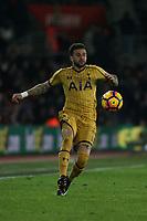 Football - 2016 / 2017 Premier League - Southampton vs. Tottenham Hotspur<br /> <br /> Kyle Walker of Tottenham Hotspur in action at St Mary's Stadium Southampton England<br /> <br /> COLORSPORT/SHAUN BOGGUST