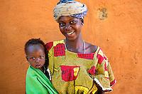 Mali - Segou - Ségoukoro - Ancien royaume Bambara - Ethnie Bambara