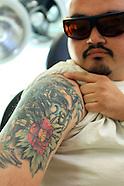 Health Matters tattoo