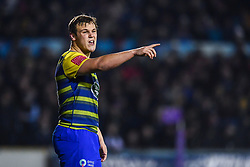 Jarrod Evans of Cardiff Blues - Mandatory by-line: Craig Thomas/JMP - 14/01/2018 - RUGBY - BT Sport Cardiff Arms Park - Cardiff, Wales - Cardiff Blues v Toulouse - European Rugby Challenge Cup
