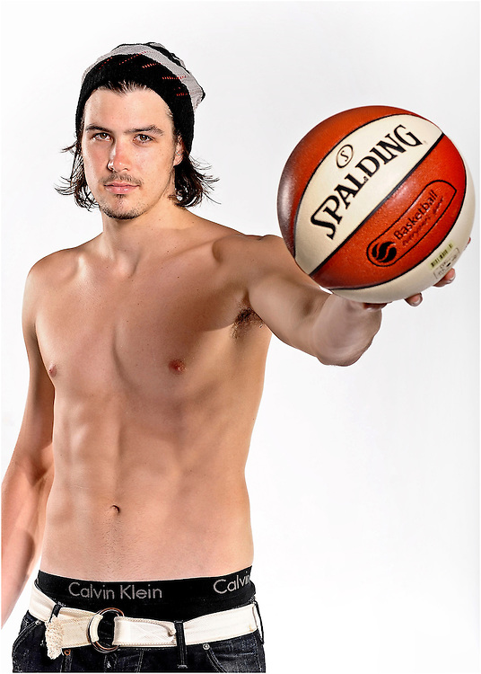 GOLD COAST, AUSTRALIA - FEBRUARY 11:  Chris Goulding of the Gold Coast Blaze poses during a portrait session at Gold Coast Convention and Exhibition Centre on February 11, 2011 in Gold Coast, Australia.  (Photo by Matt Roberts/Getty Images)