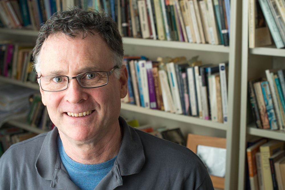 English, faculty, Tom Scanlan, College of Arts and Sciences