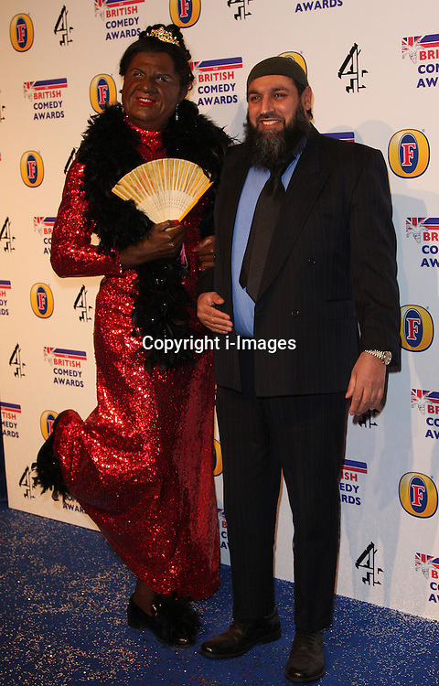 KOVAN NOVAK attends the British Comedy Awards at Fountain Studios, London, England, December 12, 2012. Photo by i-Images.