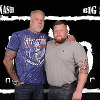 KEVIN NASH RAW EVENTS