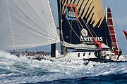08NOV09 The Transat Jacques Vabre 2009. The start, Le Havre, France.
