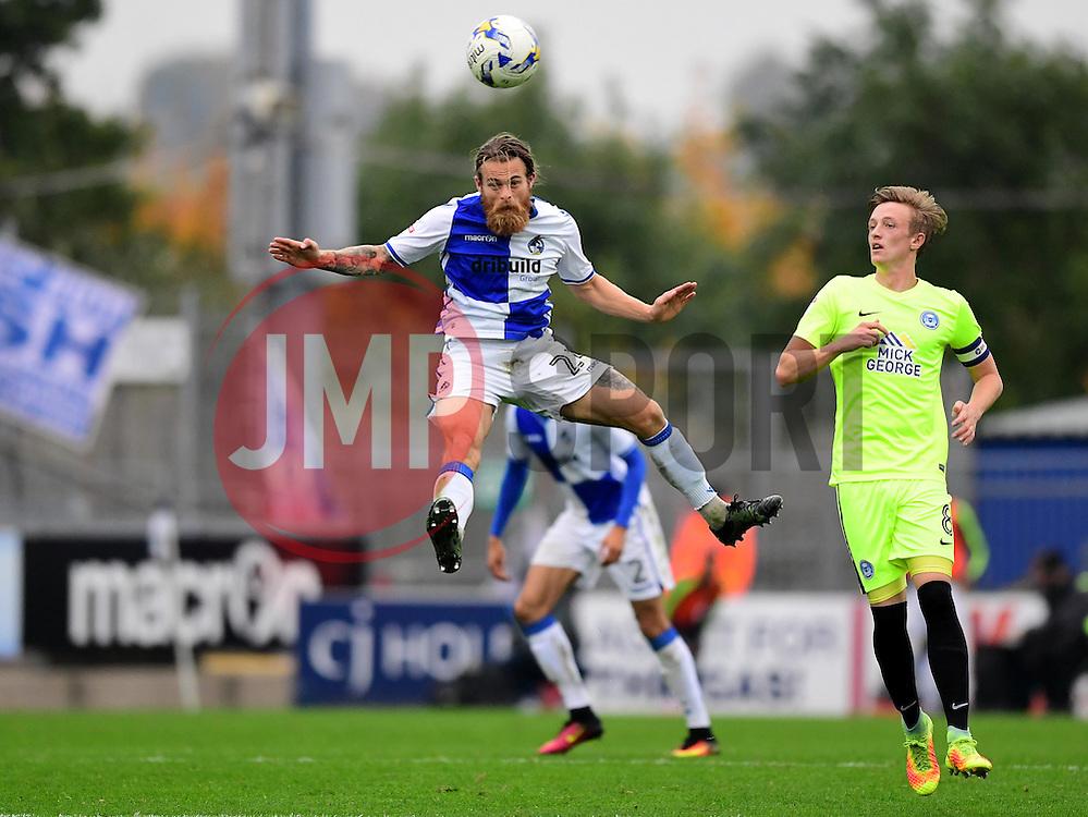 Stuart Sinclair of Bristol Rovers  - Mandatory by-line: Joe Meredith/JMP - 29/10/2016 - FOOTBALL - Memorial Stadium - Bristol, England - Bristol Rovers v Peterborough United - Sky Bet League One
