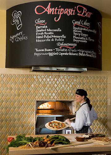 Tuscany Restaurant Antipasti Bar