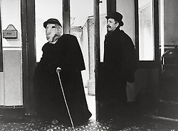RELEASE DATE: October 10, 1980<br /> MOVIE TITLE: The Elephant Man<br /> STUDIO: Brooksfilms<br /> DIRECTOR: David Lynch<br /> PLOT: A Victorian surgeon rescues a heavily disfigured man who is mistreated while scraping a living as a side-show freak. Behind his monstrous facade, there is revealed a person of intelligence and sensitivity<br /> PICTURED: JOHN HURT as John Merrick<br /> (Credit Image: © Brooksfilms/Entertainment Pictures/ZUMAPRESS.com)