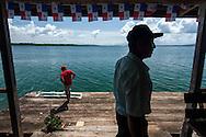 Puerto de Isla Colon, Bocas del Toro, Panamá