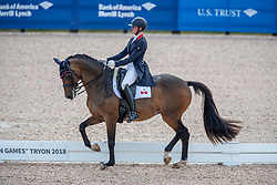 Lane Megan, CAN, Zodiac MW<br /> World Equestrian Games - Tryon 2018<br /> © Hippo Foto - Dirk Caremans<br /> 13/09/18