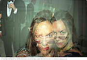Tara Palmer -Tompkinson. London. 1999.<br /> © Copyright Photograph by Dafydd Jones 66 Stockwell Park Rd. London SW9 0DA Tel 020 7733 0108 www.dafjones.com