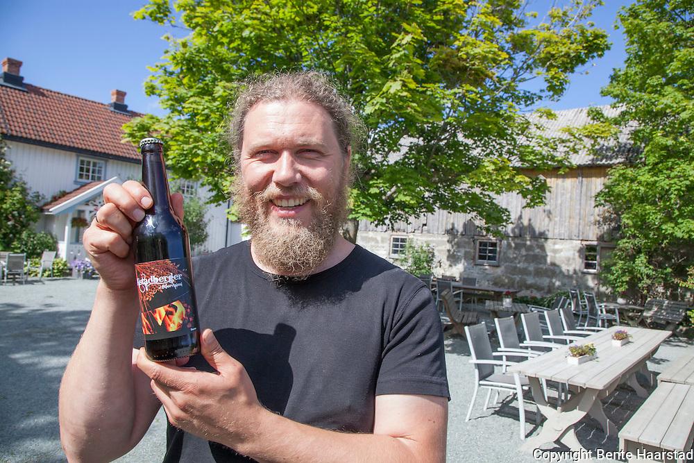 Alstadberger fra Klostergården Håndbryggeri er første norske øl som har fått utmerkelsen Spesialitet-merke, for unik smak.