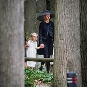 NLD/Lage Vuursche/20130816 - Uitvaart prins Friso, prinses Mabel en dochter
