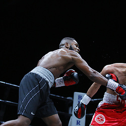 A Premier Boxing Champions bout featuring lightweights, Justin Pauldo versus Joshua Zuniga on Saturday, May, 26, 2017 at the Beau Rivage Casino and Resort in Biloxi, Mississippi. Photo by: Derick E. Hingle/Premier Boxing Champions