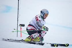 06.10.2015, Moelltaler Gletscher, Flattach, AUT, OeSV Medientag, im Bild Christoph Nösig (AUT) // Austrian Skiracer Christoph Noesig during the media day of Austria Ski Federation OSV at Moelltaler glacier in Flattach, Austria on 2015 10/05. EXPA Pictures © 2014, PhotoCredit: EXPA/ Johann Groder