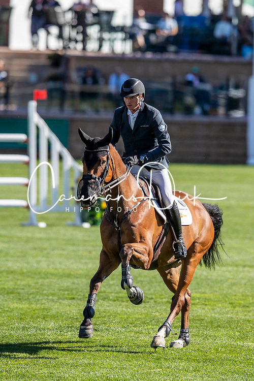 Clemens Pieter, BEL, Quintini<br /> Spruce Meadows Masters - Calgary 2019<br /> © Dirk Caremans<br />  05/09/2019