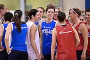 DESCRIZIONE : Roma Allenamento Nazionale Femminile Senior<br /> GIOCATORE : team<br /> CATEGORIA : allenamento<br /> SQUADRA : Nazionale Femminile Senior<br /> EVENTO : Allenamento Nazionale Femminile Senior<br /> GARA : Allenamento Nazionale Femminile Senior<br /> DATA : 12/05/2015<br /> SPORT : Pallacanestro<br /> AUTORE : Agenzia Ciamillo-Castoria/Max.Ceretti<br /> GALLERIA : Nazionale Femminile Senior<br /> FOTONOTIZIA : Roma Allenamento Nazionale Femminile Senior<br /> PREDEFINITA :