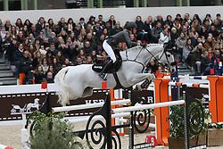 Kontio Anna-Julia, (FIN), Fardon<br /> Grand Prix Hermes <br /> Saut Hermes Paris 2016<br /> © Hippo Foto - Counet Julien