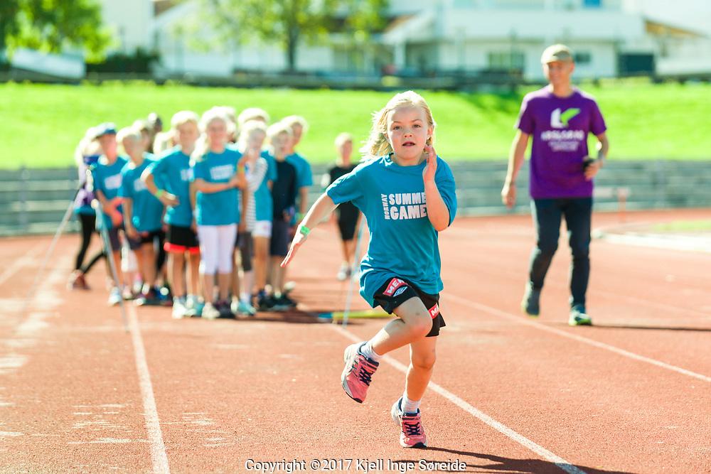 20170810 Kristiansand, <br /> <br /> Norway Summer Games<br /> <br /> <br /> Foto: Kjell Inge S&oslash;reide