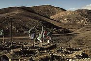 Afghanistan. Paghman cemetery  Kabul  Afghanistan     /Cimetière à Paghman  Kaboul  Afghanistan   /    L0007436  /  AFG021  /  P111247