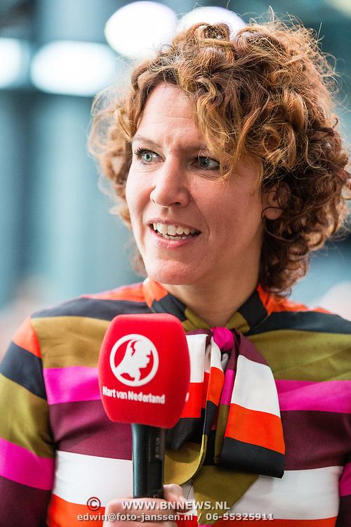 NLD/Hilversum/20170915 - Nationale actiedag Nederland helpt Sint Maarten, Evelien de Bruijn