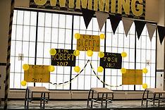 Randolph-Macon Swim Senior Day
