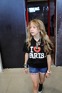 A girl's summer trip to Paris.